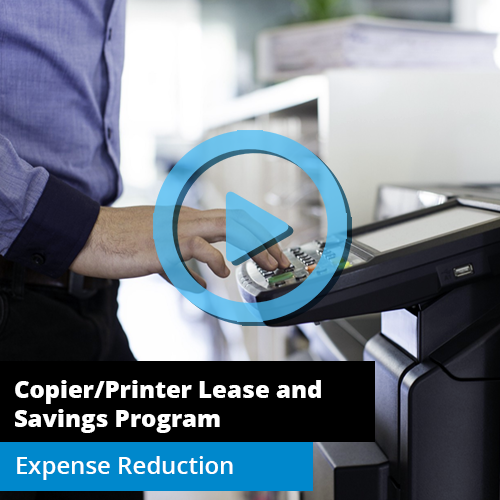 CopierPrinter Lease and Savings Programs